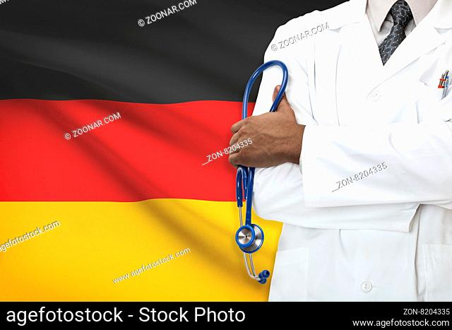 Concept of national healthcare system - Germany