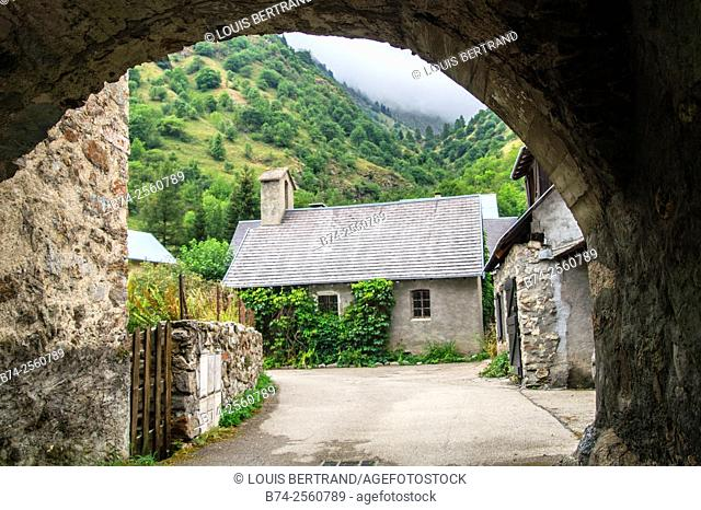 Valsenestre, Isere, France
