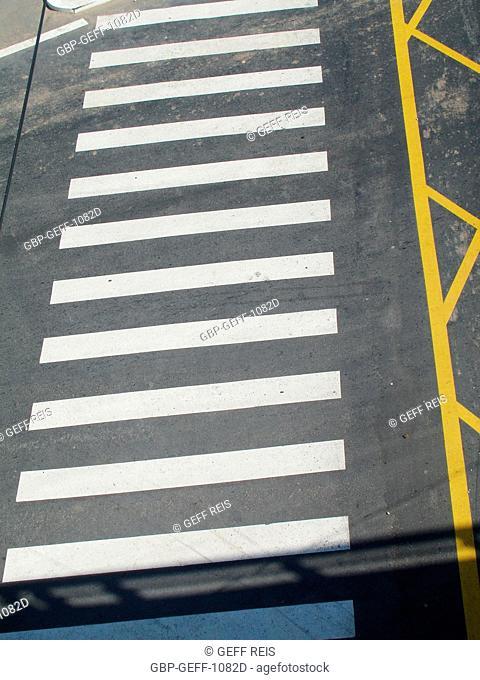 Crosswalk, São Paulo, Brazil