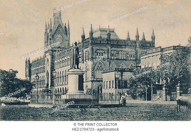 'High Court, Calcutta', 1907. Creator: Unknown