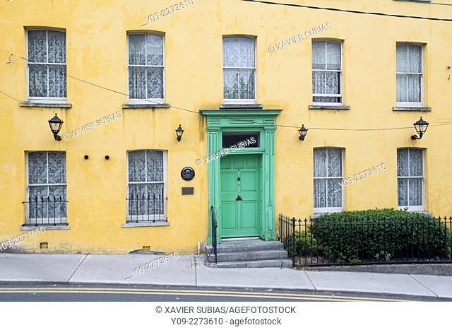 Carrigbarre House, Cork, Munster province, Ireland
