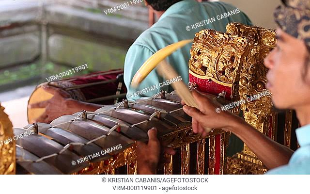 Gamela, Traditional Music, Bali, Indonesia, Southeast Asia