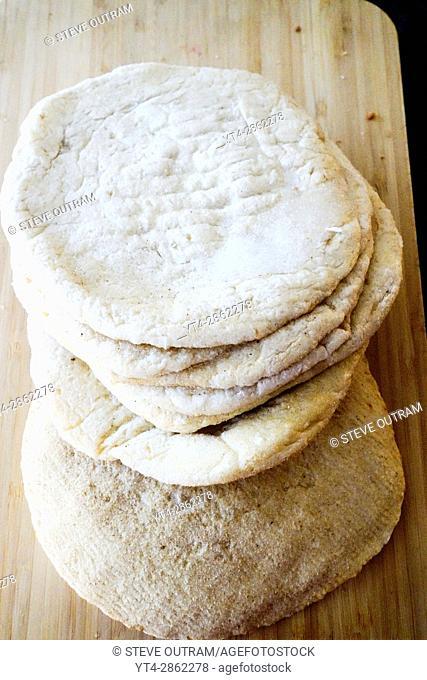Fresh Pitta bread