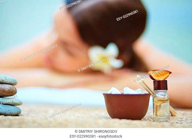 Aromatherapy essences