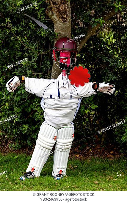 Ringmer Scarecrow Festival, Ringmer, Sussex, UK