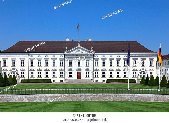 Berlin Castle Bellevue