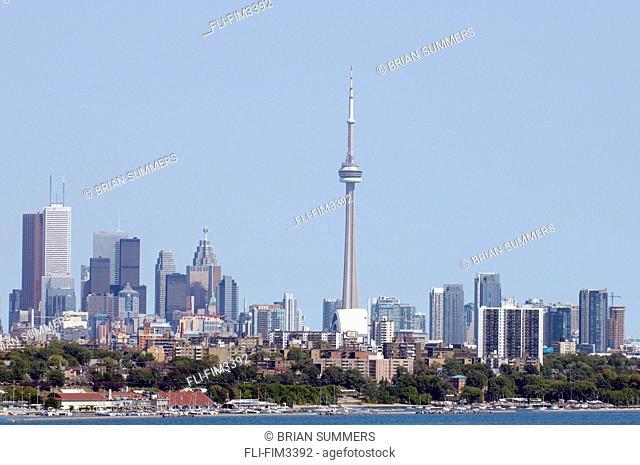 City Skyline, Toronto, Ontario
