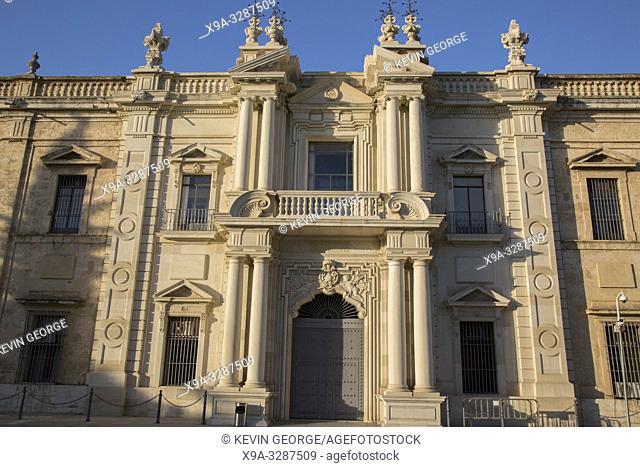 University Building, Seville; Spain