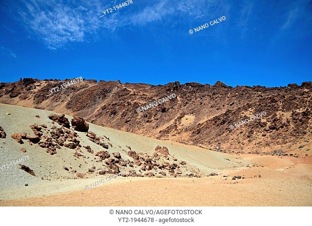 Mount Teide National Park, Tenerife, Canary Islands
