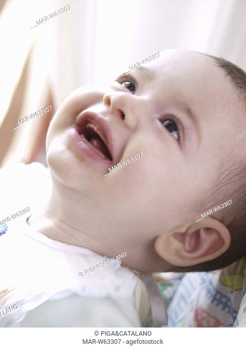 baby, eight month