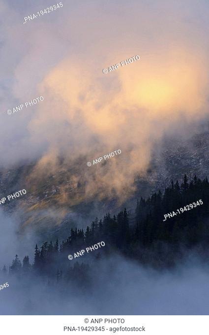 Vanoise National Park, Savoie, Graian Alps, Alpes GrÄes, Rhone-Alpes, France, Europe