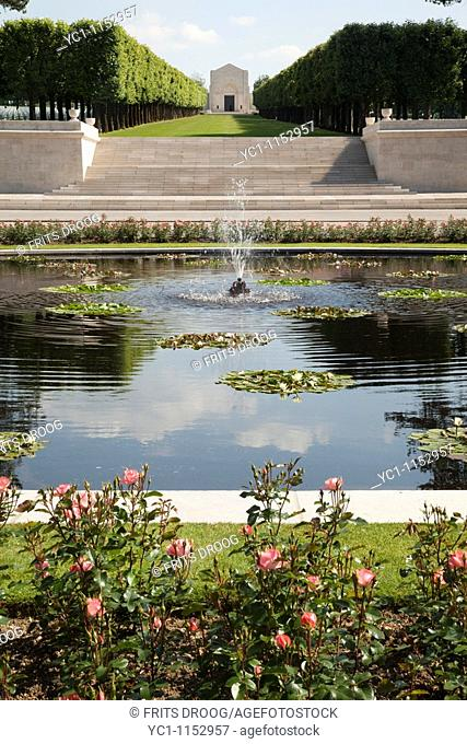 The American Cemetery: Meuse/Argonne