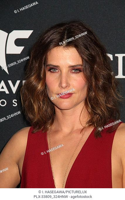"""Cobie Smulders 04/22/2019 The world premiere of Marvel Studios' """"""""Avengers: Endgame"""""""" held at The Los Angeles Convention Center in Los Angeles, CA"""