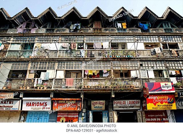 Old house ; Pune ; Maharashtra ; India