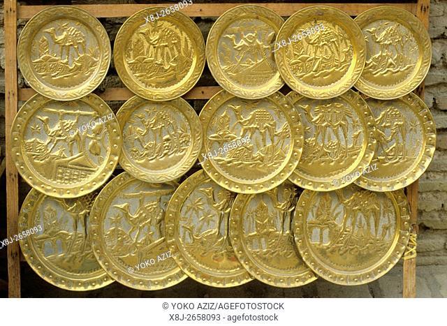 tunisia, souvenirs, kairouan