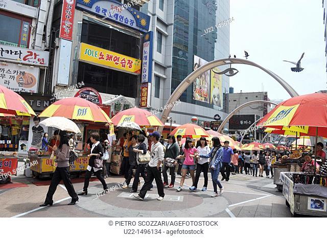 Busan (South Korea): PIFF Square