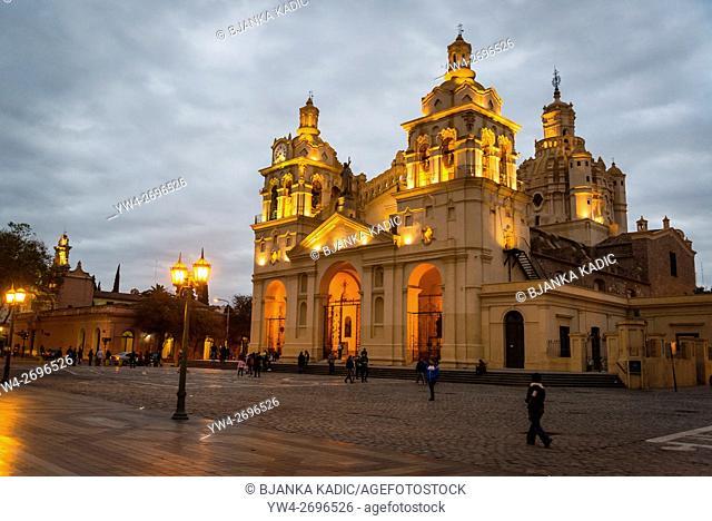 Cathedral, Iglesia Catedral de Córdoba, Cordoba, Argentina