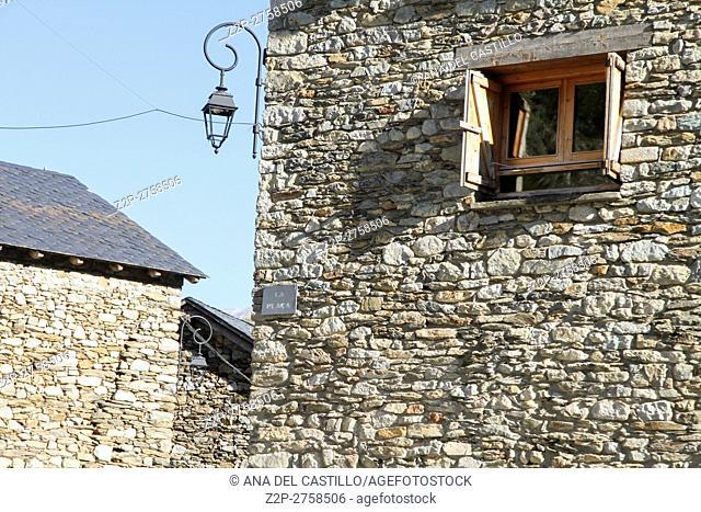 Cardet Boi valley Lleida Catalonia Spain