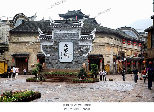 Hunan, Phoenix City, Phoenix Acient Town, Fenghuang