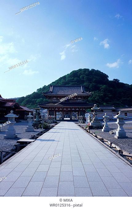 Mt Osore, Aomori Prefecture, Japan