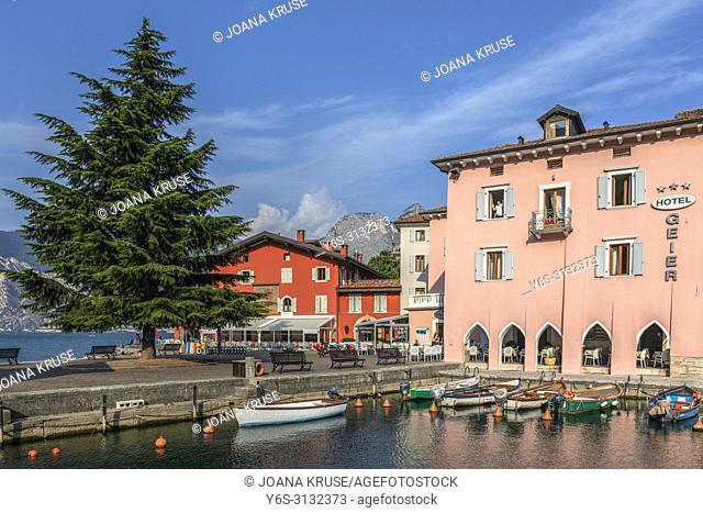 Torbole, Lake Garda, Trentino, Italy, Europe