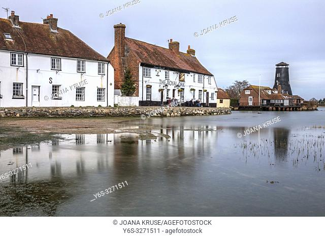 Langstone Mill, Hampshire, England, UK
