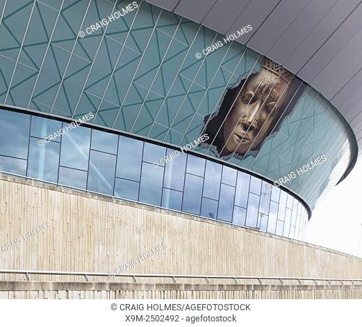 The Echo Arena (Echo Two), Liverpool, England
