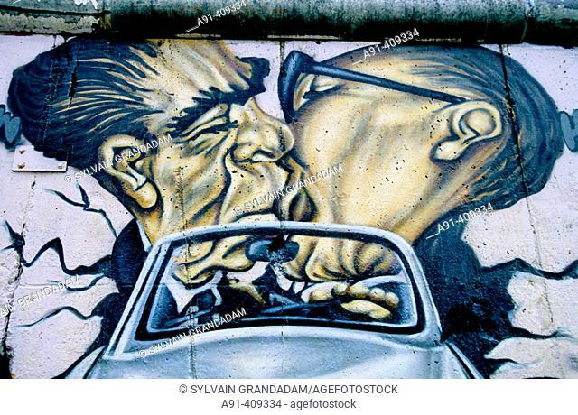 The Wall. Berlin. Germany