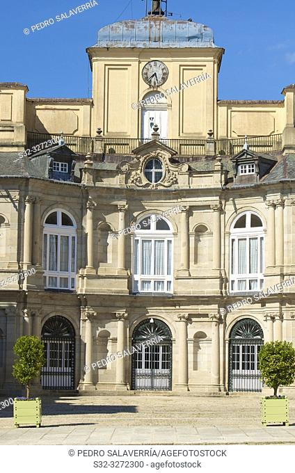 Granja de San Ildefonso Palace, Segovia, Castilla Leon, Spain
