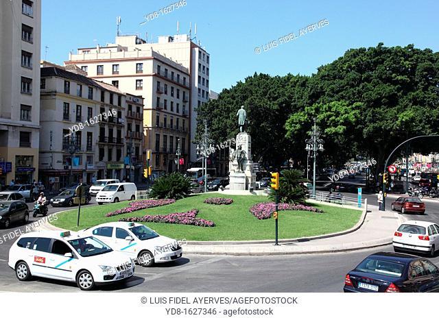 Malaga, Andalusia, Spain, Europe