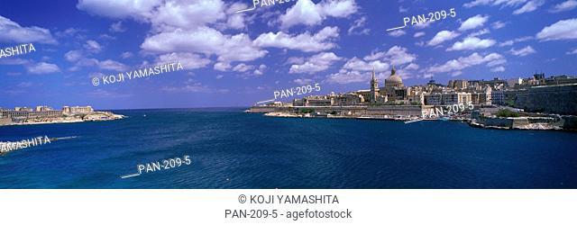 Grand Harbor, Vedette, Senglea, Valletta, Malta