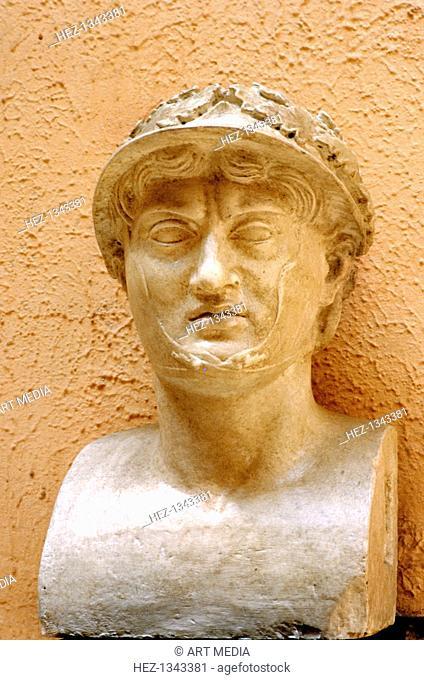 Pyrrhus of Epirus. Pyrrhus (318-272 BC), was King of the Molossians (c297 BC), Epirus (306-301, 297-272 BC) and Macedon (288-284, 273-272 BC)