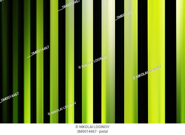 Vertical green motion blur curtains background hd