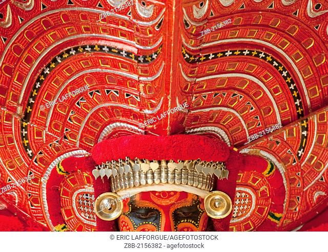 In India, you can attend to a popular Hindu ritual of worship called Theyyam, this ancestral cult has got the particularity of involving all the castes and...