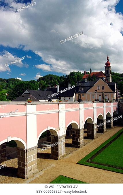 Chateau Becov nad Teplou