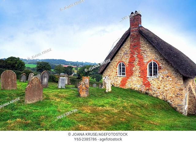 Loughwood Meeting House, Axminster, Devon, England, United Kingdom