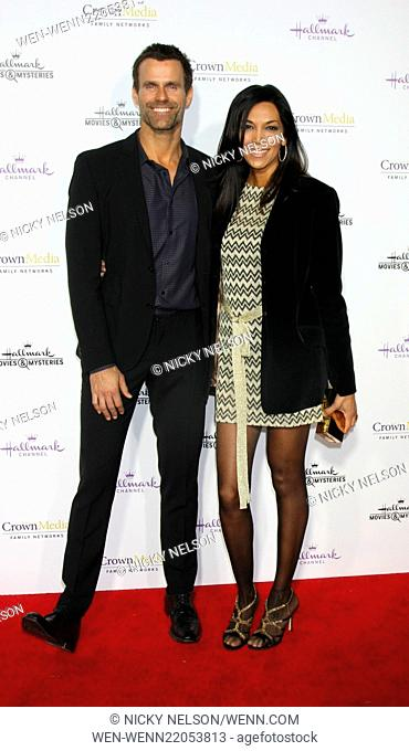 Hallmark Tca Winter 2015 Party Featuring Cameron Mathison Vanessa Arevalo Where Pasadena Stock Photo Picture And Rights Managed Image Pic Wen Wenn22053813 Agefotostock Their son lucas arthur is 14 years old and their daughter, leila emmanuelle is 11 years old at present. cameron mathison vanessa arevalo where