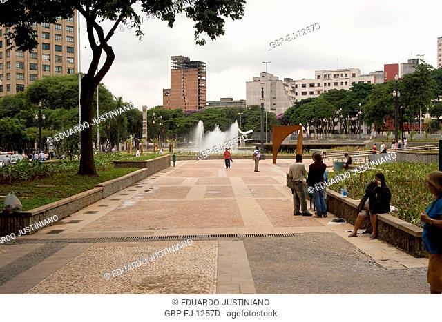 Sé Square, Center, São Paulo, Brazil