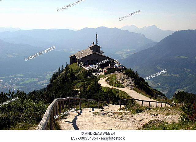 Kehlsteinhaus im Berchtesgadener Land