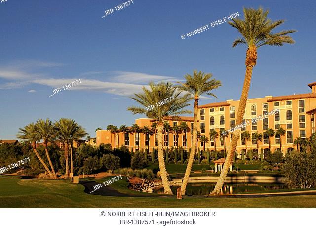 Loew's Lake Resort, Las Vegas, Nevada, USA