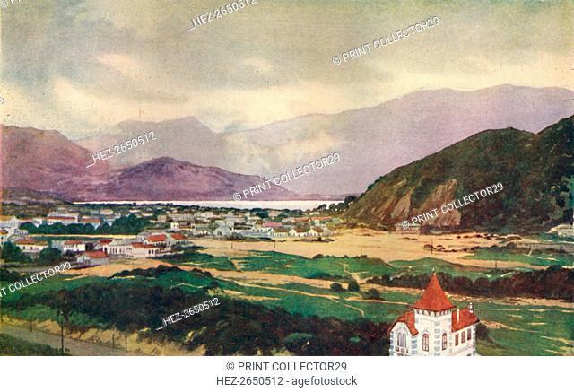 'South Suburban Rio de Janeiro - Ipanema', 1914. Artist: Edgar L Pattison