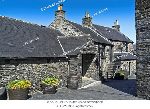 Highland Park Distillery KIRKWALL ORKNEY Single malt whisky
