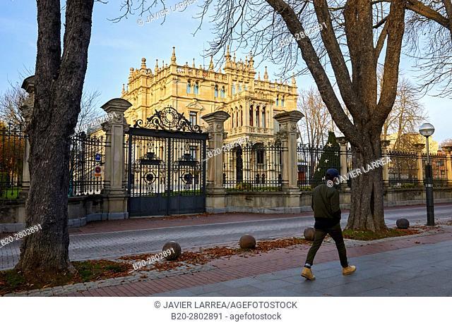 Museo de Bellas Artes, Museum of Fine Arts, Palace Augustin Zulueta, Vitoria-Gasteiz, Alava, Basque Country, Spain, Europe