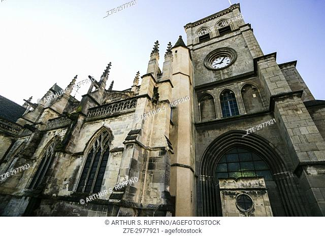 Basilica of the Trinity (Basilique Sainte-Trinité), Cherbourg-Octeville, Manche Department, Normandy, France, Europe