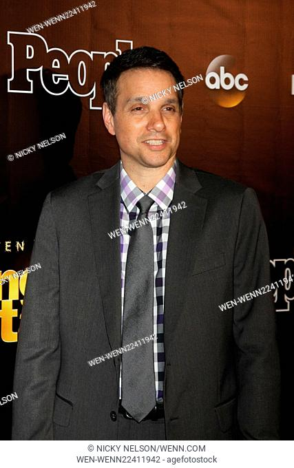 Dancing with the Stars 10 Year Anniversary Party Featuring: Ralph Macchio Where: West Hollywood, California, United States When: 22 Apr 2015 Credit: Nicky...