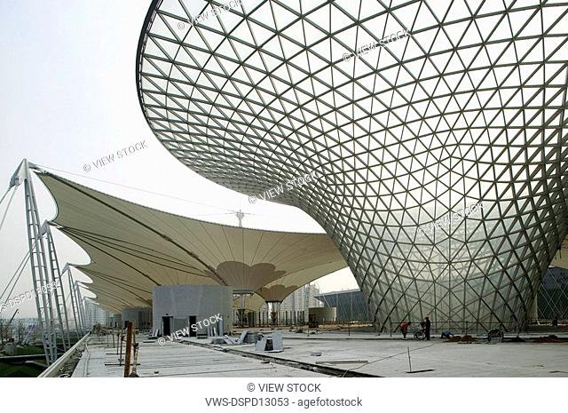 Buildings for the 2010 Shanghai World Expo,Buildings for the 2010 Shanghai World Expo,Historical & Fine Arts