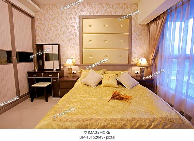 Home Interior, Bedroom