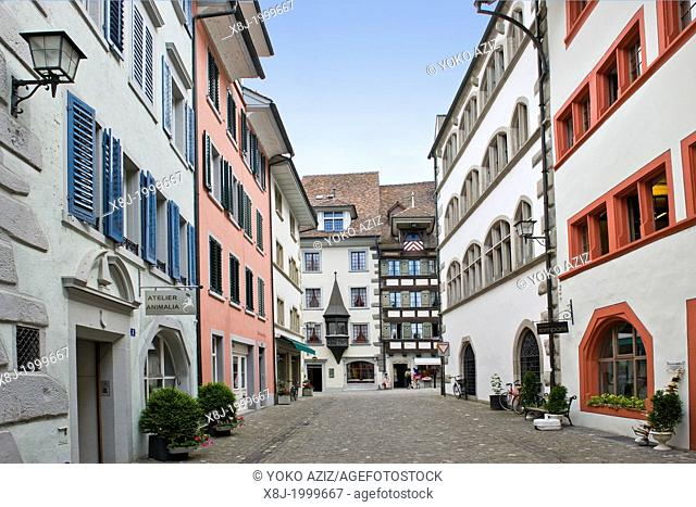 Canton zug Stock Photos and Images | age fotostock