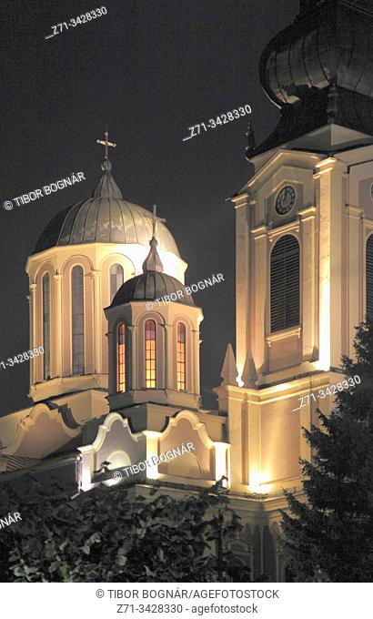Bosnia and Herzegovina, Sarajevo, Serbian Orthodox Cathedral