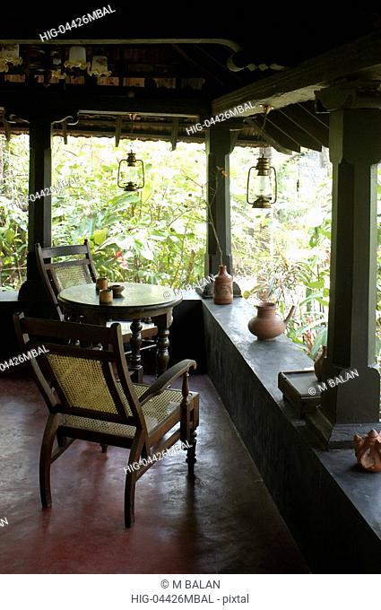 HOME STAY IN TRADITIONAL KERALA HOUSE THRISSUR